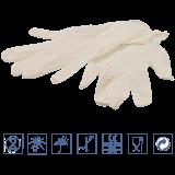 Latex-Handschuhe 1 Paar